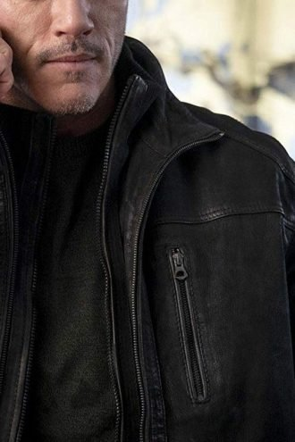Alex Tchenkov Anna Luke Evans Leather Jacket