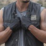 Ezekiel EZ Reyes Mayans M.C. JD Pardo Leather Vest