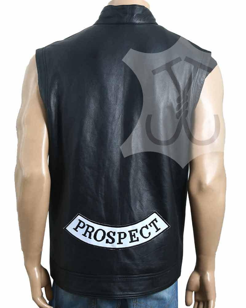 Ezekiel EZ Reyes Vest