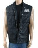 Mayans M.C. JD Pardo Leather Vest