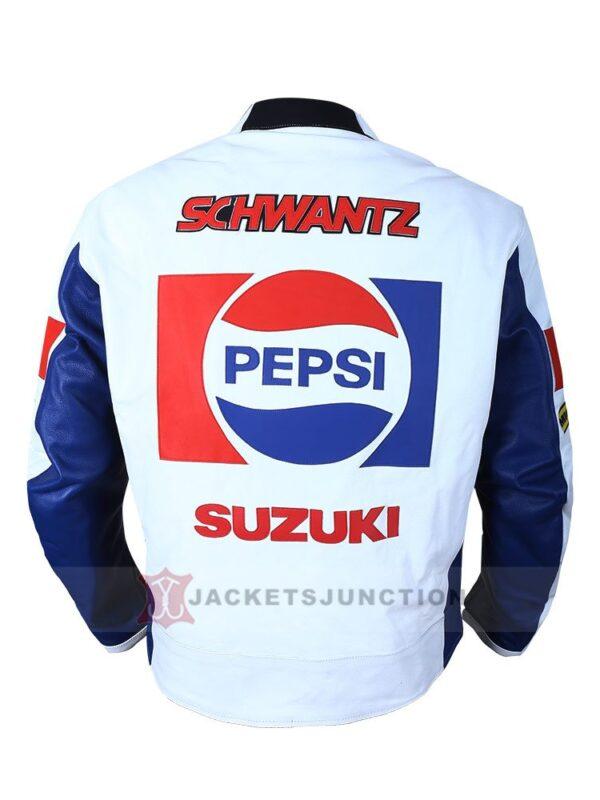 Pepsi Suzuki Motorbike Jacket
