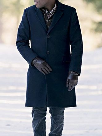 Stuart Bale Let It Snow Shameik Moore Coat
