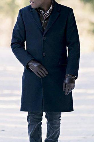 Stuart Bale Let It Snow Shameik Moore Coat