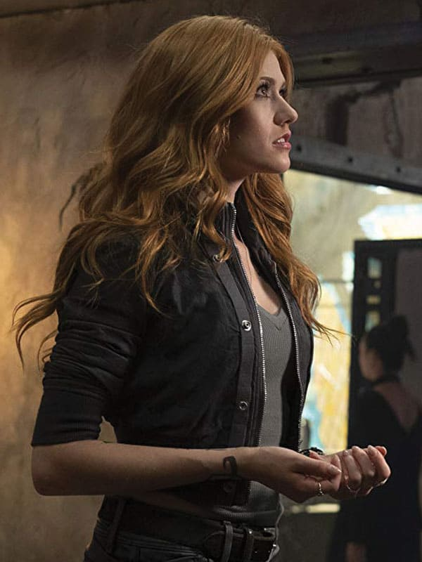Clary Fray Bomber Jacket