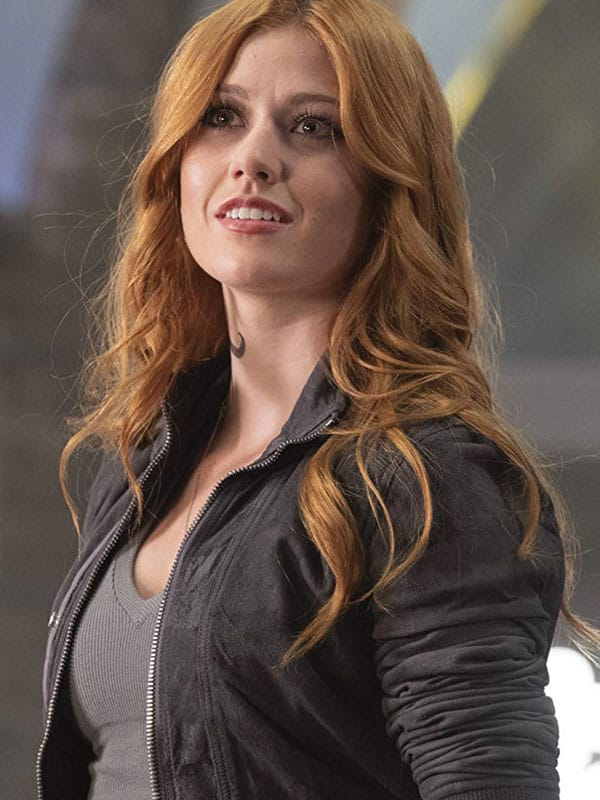 Clary Fray Shadowhunter S03 Cropped Jacket
