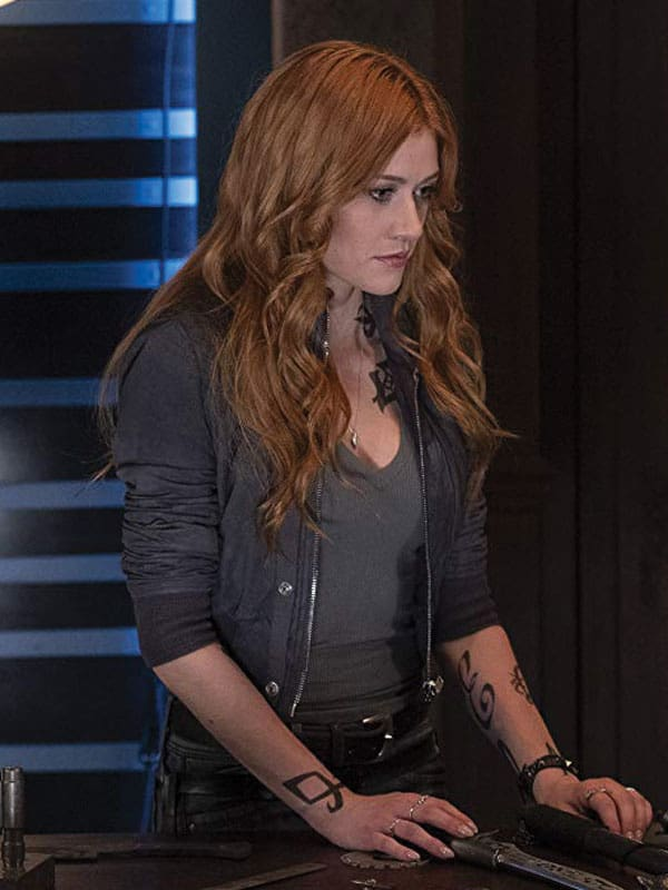 shadowhunter Tv Series Jacket