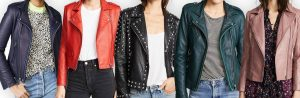 How To Buy A Real Leather Jacket for Women The Perfect Guide Featured