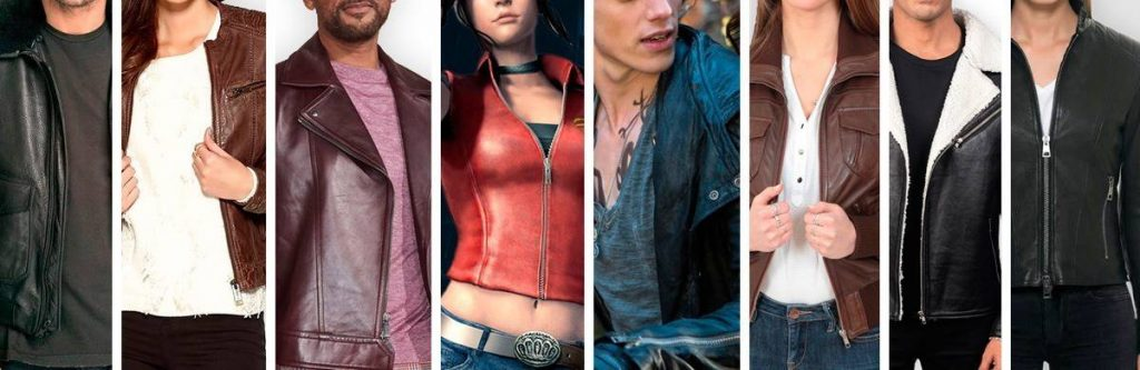 What Are The Different Types of Leather Jackets Featured
