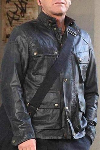 24 Live Another Day Kiefer Sutherland Jack Bauer Leather Jacket