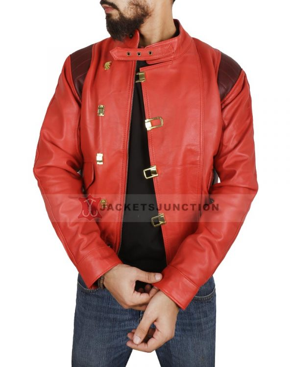 Red Akira Jacket