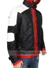 Batman Arkham Knight Jason Todd Leather Jacket - Copy
