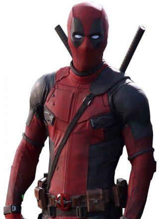 Deadpool 2 Wade Wilson Ryan Reynolds Leather Jacket