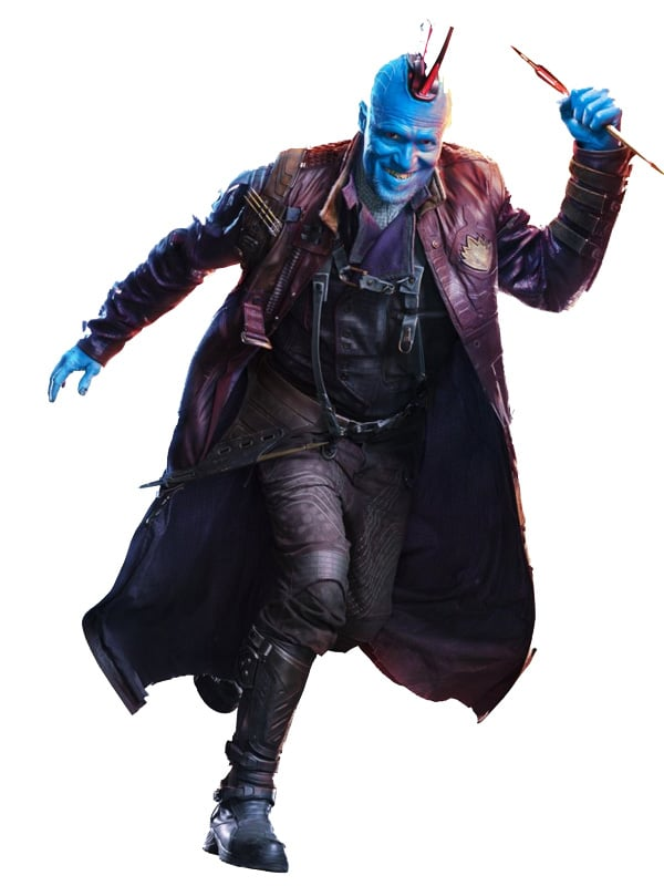 Guardians of the Galaxy 2 Michael Rooker Yondu Udonta Leather Coat 01