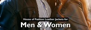 House of Fashion Leather Jackets for Men and Women Featured
