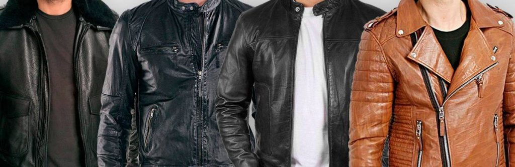 How To Buy A Real Leather Jacket for Men The Perfect Guide Featured