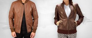 Leather Bomber Jackets 2