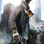 Watch Dogs Aiden Pearce Leather Coat Distressed Brown