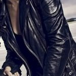 Terminator 5 Genisys Emilia Clarke Leather Jacket 01
