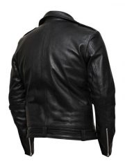 Walking Dead Negan Leather Biker Jacket
