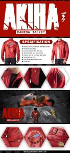 infographic of akira jacket updated