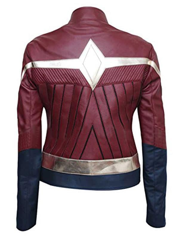 Gal Gadot Wonder Woman 1984 Movie Leather Jacket 2