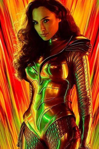 Gal Gadot Wonder Woman 1984 Movie Leather Jacket 5