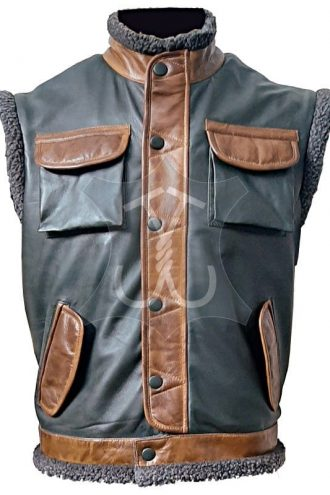 Jumanji 3 Spencer Vest