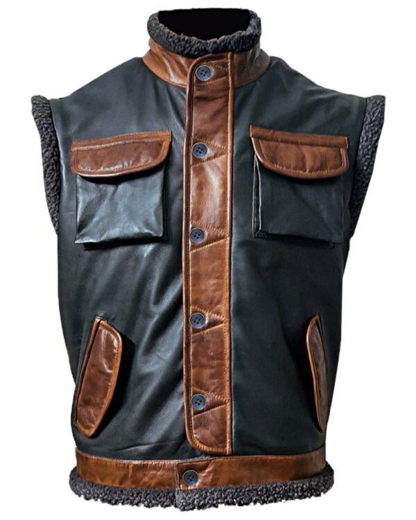 Jumanji 3 The Rock Vest