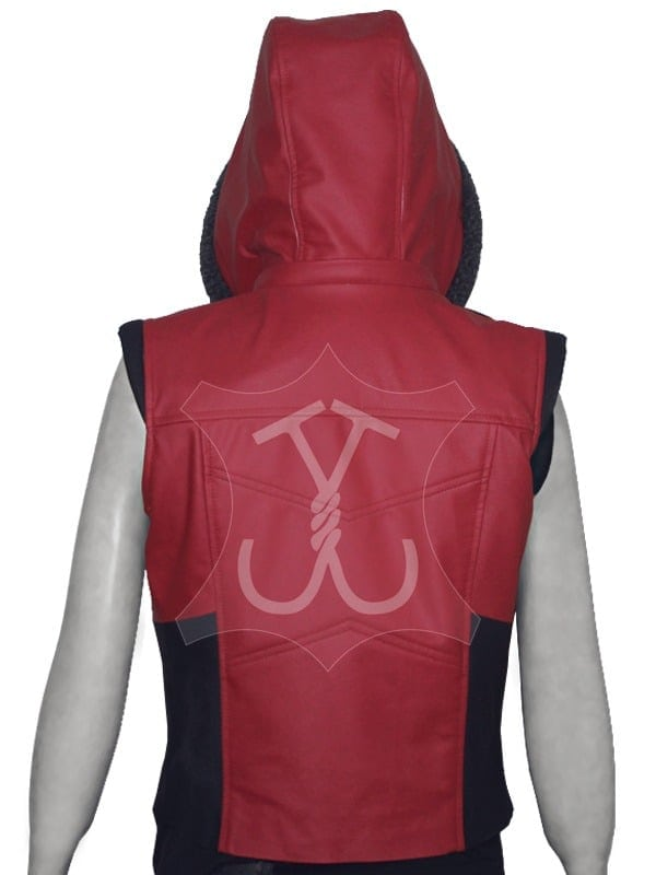 Jumanji The Next Level Karen Gillan Leather Vest