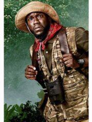 Jumanji The Next Level Mouse Finbar Camouflage Vest 1