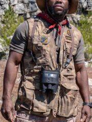 Jumanji The Next Level Mouse Finbar Camouflage Vest