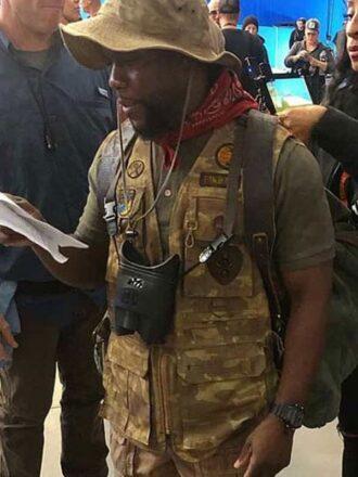 Jumanji The Next Level Mouse Finbar Camouflage Vest 3