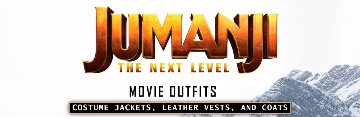 Jumanji The Next Level Movie Outfits Featured