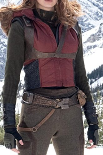 Jumanji The Next Level Ruby Roundhouse Vest