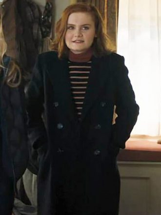 Jumanji The Next Level Young Martha Coat
