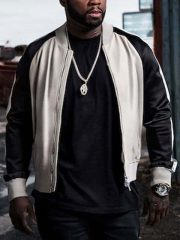 Power TV Series 50 Cent Bomber Jacket