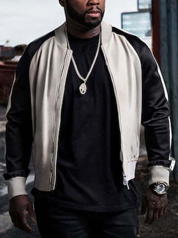 Power TV Series 50 Cent Bomber Jacket