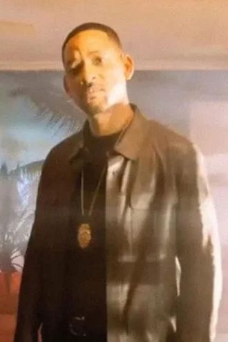 Mike Lowrey Bad Boys For Life Will Smith Leather Jacket