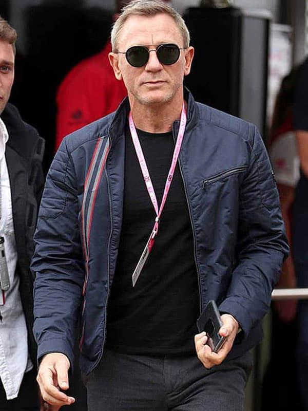 No Time to Die James Bond Jacket