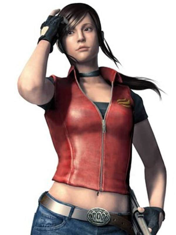 Resident Evil 4 Claire RedField Vest 01