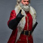 The Christmas Chronicles Kurt Russell Leather Coat