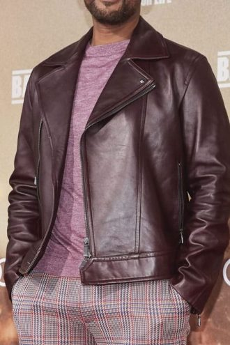 Bad Boys Premiere Will Smith Leather Jacket