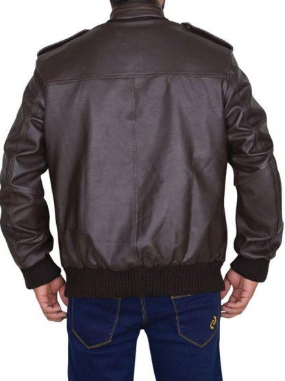 Blaack Leather Jacket
