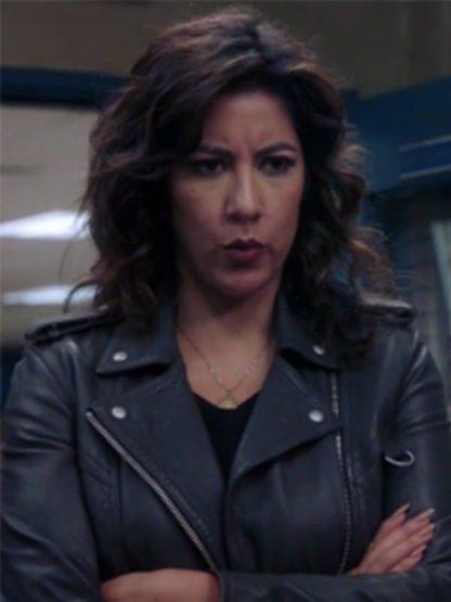 Brooklyn Nine Nine Season 5 Leather Jacket