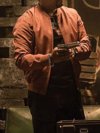 Detective Marcus Burnett Bomber Jacket