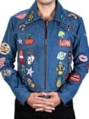 Elton John Denim Jacket