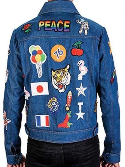 Rocketman Denim Jacket