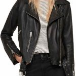 Rosa Diaz Brooklyn Nine Nine Season 5 Leather Jacket