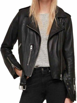 Rosa Diaz Brooklyn Nine Nine Season 5 Leather Jacket