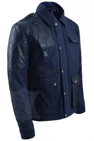 Shadowhunters Matthew Daddario Jacket